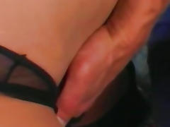 Surprise DP for Young Slut tube porn video