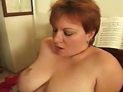 BBW Piano Teacher Fucked tube porn video