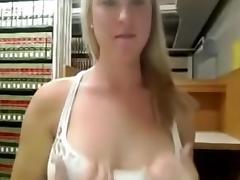 Librarian videos. Even excited women whose profession is librarian also crave to get fucked