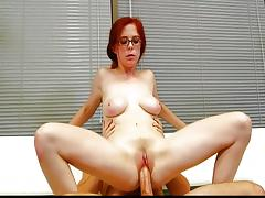 Penny Pax takes it up the ass tube porn video