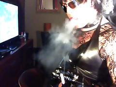 Smoking whore tube porn video