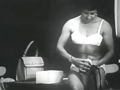 Retro Porn Archive Video: Femmes seules 1950's 08 tube porn video