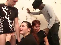 Group Sex tube porn video