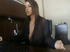 Nikki S. Masturbation tube porn video