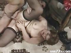 Anal orgy with hot older women who love it wh tube porn video