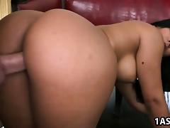 Booty Nikki Delano and Rose enjoys fucking tube porn video