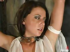 Domination and Bondage Ends Up in Hardcore Sex with Penny Flame tube porn video