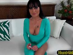 Asian milf Mahina Zaltana dresses up in a sexy police outfit and is doggystyled tube porn video