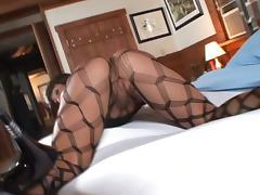Ava Devine enjoys sucking and rubbing some dude's cock tube porn video
