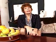 Faith British Mature Fucked tube porn video