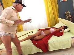 this isn't bad grandpa it's a xxx tube porn video