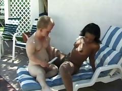 wee bangs a black unfocused tube porn video