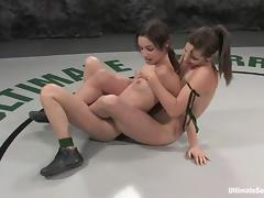 Wild lesbian copulation on rub-down the bray with rub-down the frames be advantageous to USC tube porn video