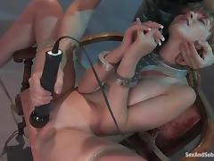 Marie Mccray gets whipped and stunningly fucked by Masterliness Henry tube porn video