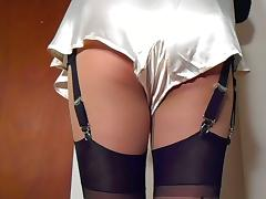 Satin French Knickers Output tube porn video