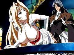 Middle age manga sex for big tit countess tube porn video