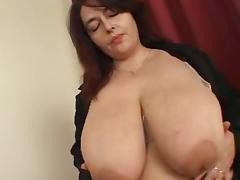 big titted plump mature gets boned tube porn video