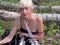 Mature woman sucks my fat chopper tube porn video