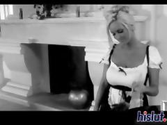 Brittney got with Carrie to get off hard tube porn video