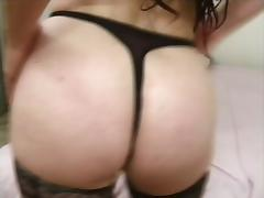 Dirty Mature In Stockings Gets Her Hot Ass Destroyed tube porn video