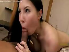 Japan's large breasts beautiful wife tube porn video