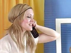 pee on phone tube porn video