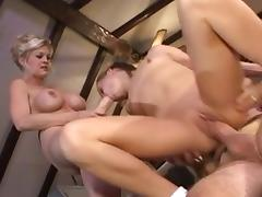 Friend's Mom Makes Teen Take Old Man's Cock Up Ass tube porn video
