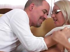 Grandpas Fucking gorgeous teen sluts tube porn video