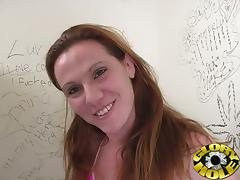Horny Chick Found Big Black Cock In The Toilet And Sucked It tube porn video