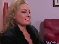 Extravagant blonde milf likes it rough and raw tube porn video