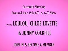 Loulou, Chloe Lovette & Jonny Cockfill tube porn video