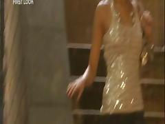 Nathalie Emmanuel in shorts tube porn video