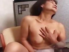 Japanese granny sex 2 tube porn video