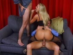 Katja Kean DP a Paris tube porn video