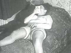 Retro Porn Archive Video: Femmes seules 1950's 13 tube porn video