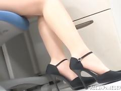 Very sexy office milf fucks with one impressive dude tube porn video