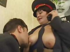 Russian Police Officers Fuck by snahbrandy tube porn video