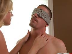 NextdoorHookups Video: Blind Passion tube porn video