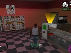 GTA SA - The Porno Shop (Jada Fire DVDs) tube porn video