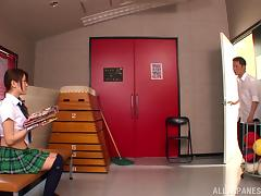 Delightful Mona Takei Goes Hardcore With A College Classmate tube porn video