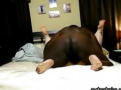 My interracial Fun with a BBW Granny tube porn video