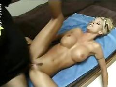 busty blonde and ron jeremy tube porn video