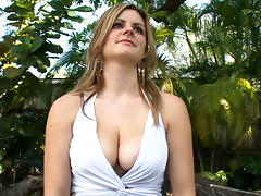 Massive natural tits go along with this... tube porn video