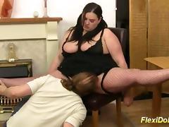 bbw rebecca ryder as real flexi doll tube porn video