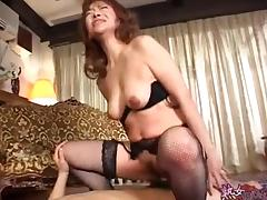Japanese Mom and NOT her Son -Part 4- unsencored tube porn video