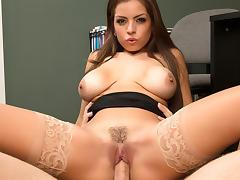 Yurizan Beltran & Danny Wylde in Naughty Office tube porn video