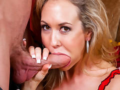 Brandi Love & Jordan Ash in Seduced by a Cougar tube porn video
