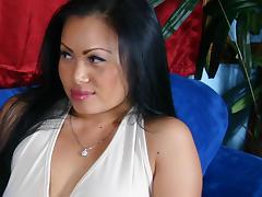 Mya Luanna & Michael Stefano in My Wife Shot Friend tube porn video