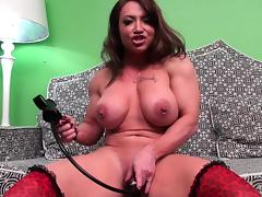 BrandiMae and Her Clit Pump tube porn video