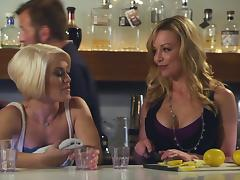 The gorgeous Kayden Kross enjoys a good, hard dicking tube porn video